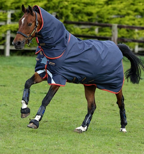 Horseware AMIGO BRAVO 12 Plus Turnout 100g