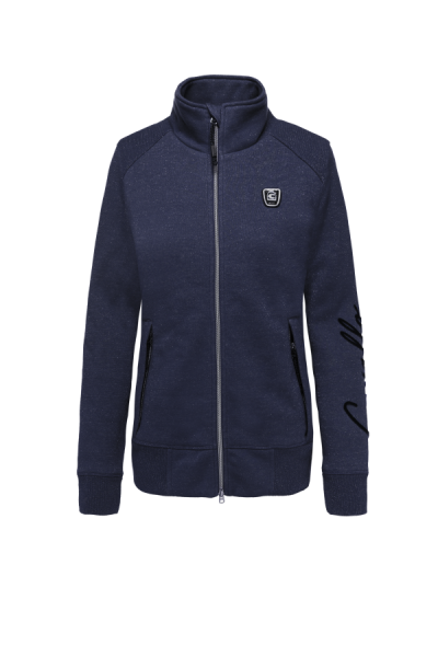 Cavallo Damen Jacke Jersey Sweat RIMMA