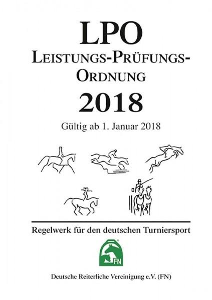 Leistungs-Prüfungs-Ordnung INHALT 2018