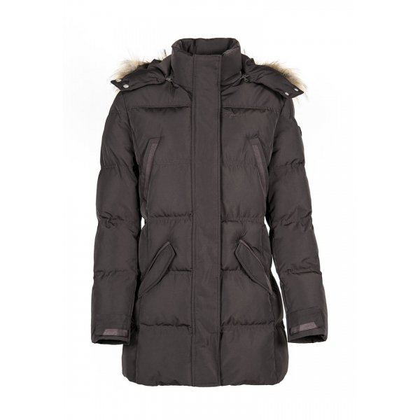 Equiline Damen Winter Jacke BLANCH