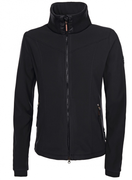 Pikeur Damen Fleecejacke TALLY_black_44