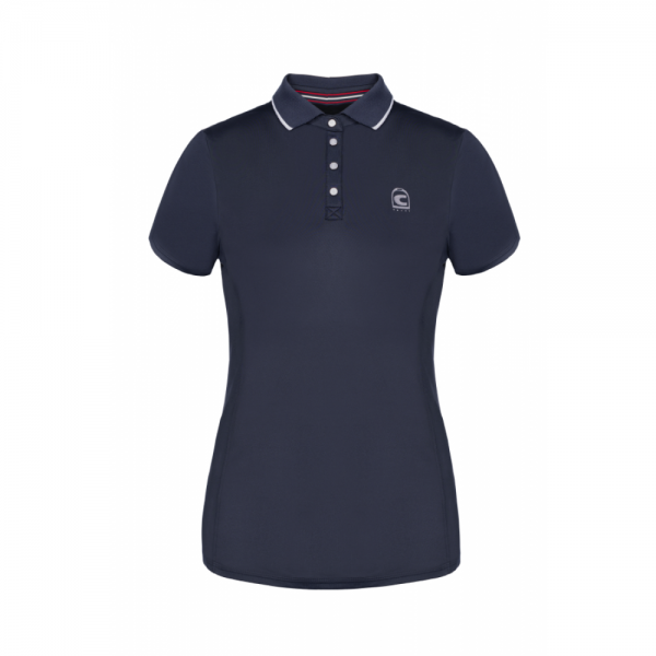 Cavallo Damen Funktions-Polo-Shirt SEIKA