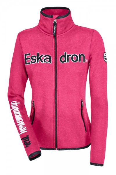 Eskadron Damen Fleece Zip-Jacket NICKY FANATICS FS19