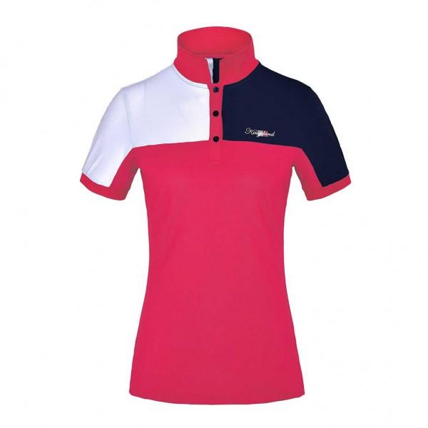 Kingsland Damen Poloshirt Pique JANEY
