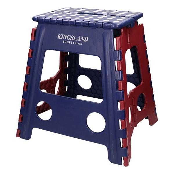 Kingsland klappbarer Tritthocker JASPER