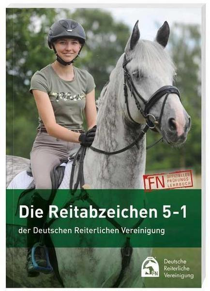 Busse Buch DIE REITABZEICHEN 5-1