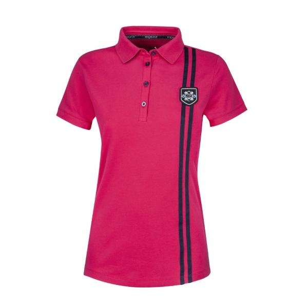 Equiline Damen Poloshirt ROYAL FS18