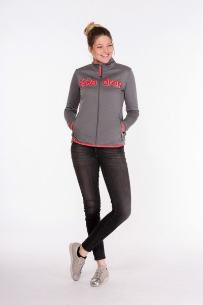 Eskadron Damen Fleece Zip NICKY Fanatics