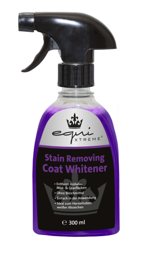 EquiXTREME Stain Removing COAT WHITENER