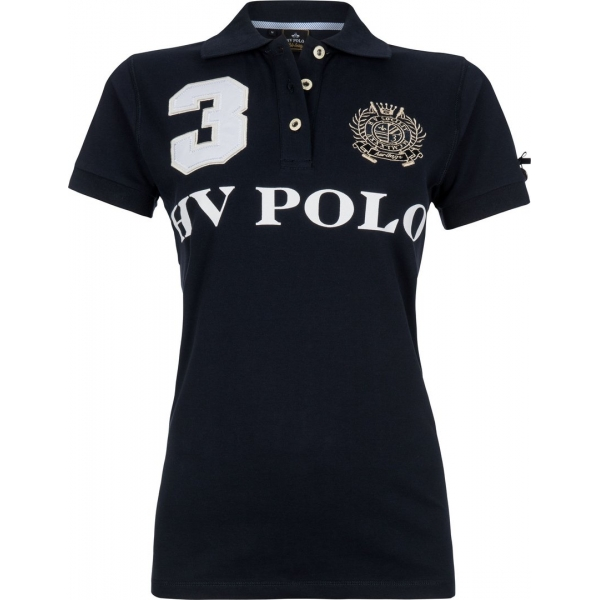 HV Polo Damen Polo Shirt FAVOURITAS EQ SS