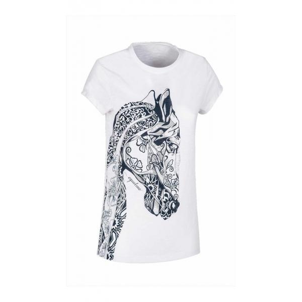 Equiline Damen T-Shirt MOOD FS18