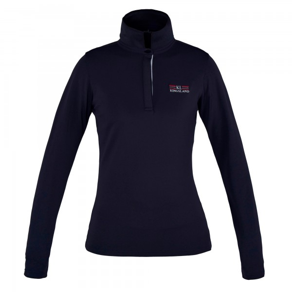 Kingsland Damen Langarm Poloshirt CAMILLA