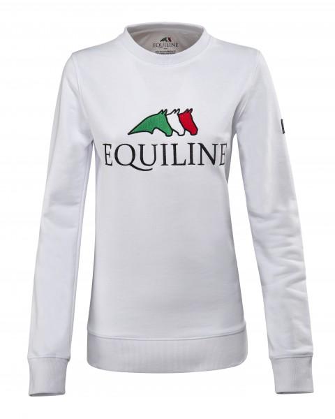 Equiline Damen Sweatshirt CALATT TeamCol.20