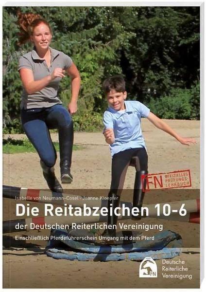 Busse Buch DIE REITABZEICHEN 10-6