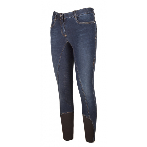 Equiline Damen Jeans-Reithose GINGER