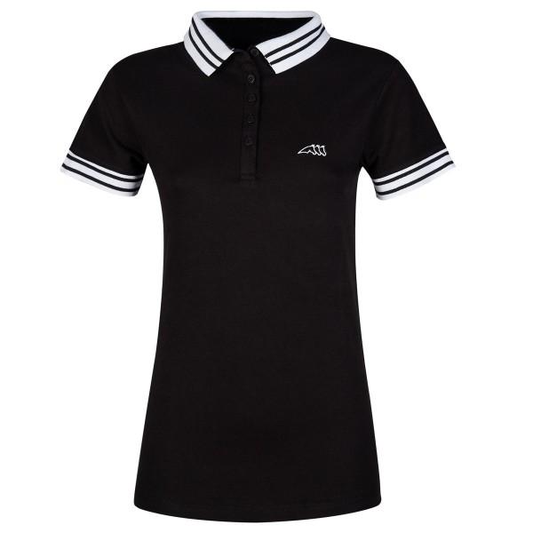 Equiline Damen Polo Shirt LILLAC FS18
