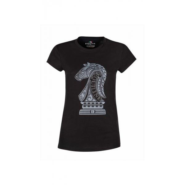 Equiline Damen T-Shirt FUSION FS18