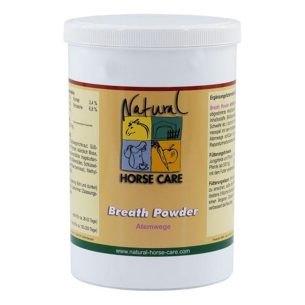 Natural Horse Care BREATH POWDER