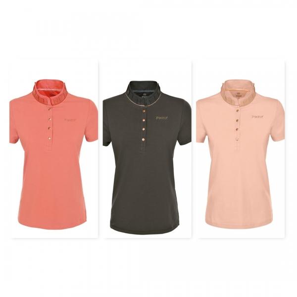 Pikeur Damen Premium Polo Shirt SAKINA FS18