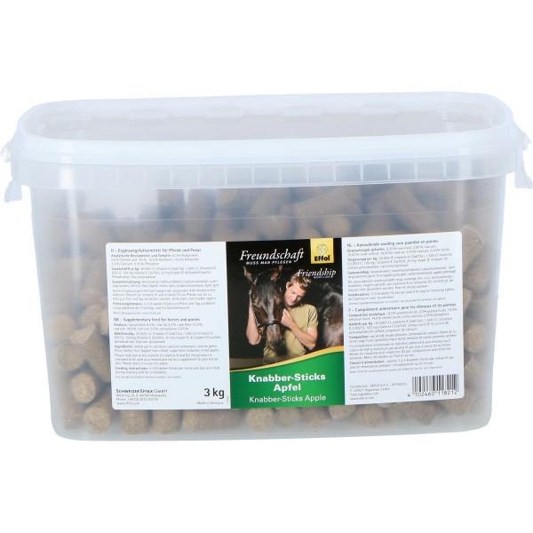 Effol Friend-Snacks APFEL 3 kg