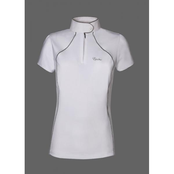 Equiline Damen Turnier Polo Shirt Panda