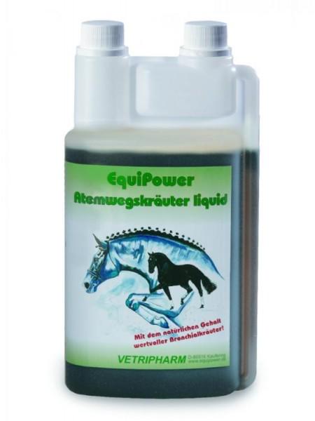 EquiPower Atemwegskräuter LIQUID