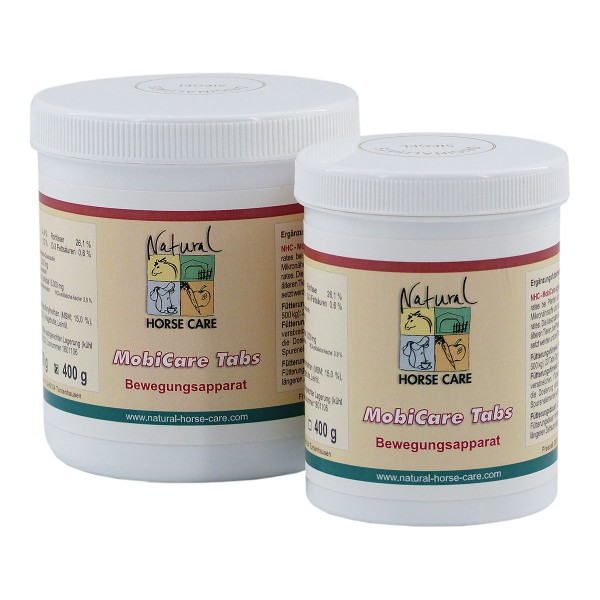 Natural Horse Care MobiCare Tabs