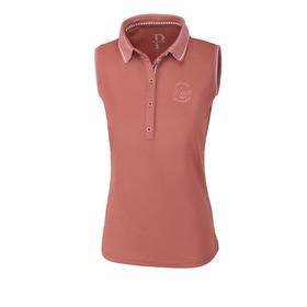 Pikeur Damen Polo-Shirt ärmellos JARLA