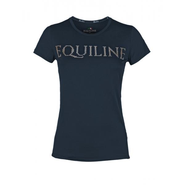 Equiline Damen T-Shirt mit Nieten LORI