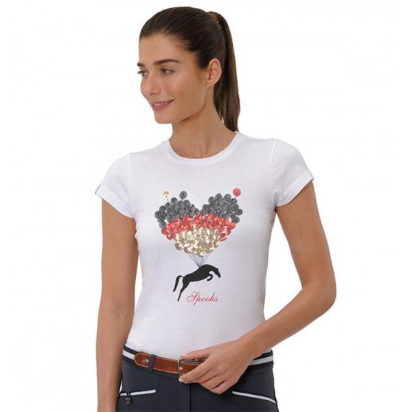 Spooks Damen Shirt GO GERMANY